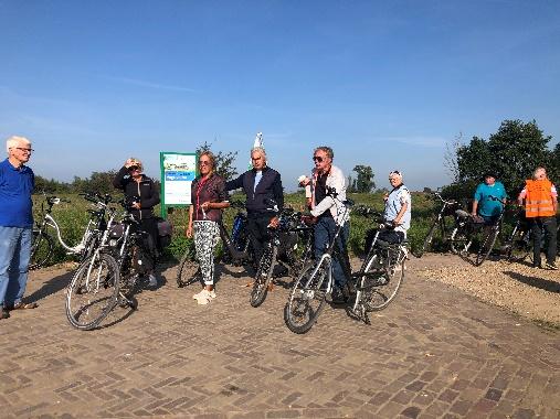 fietstocht swalmen vossenveld september